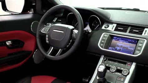 Small Cer Interior by New Range Rover Evoque Compact Suv Luxury Car Interior