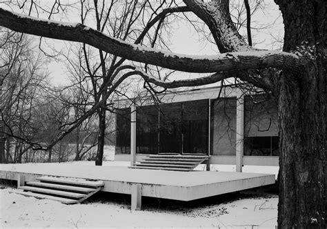 Mies Vandero Chair by Casa Farnsworth Mies Der Rohe Rt Arquitectura
