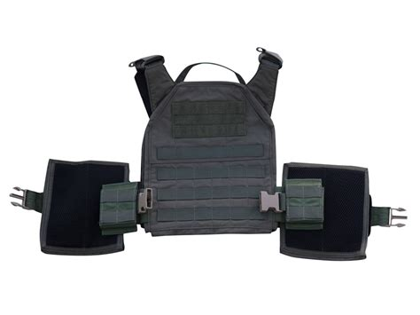 fight light plate carrier tactical tailor fight light molle plate carrier