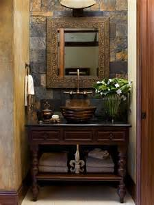 home decorating trends homedit horizontal bathroom mirror embedded wall faucet feat elegant black