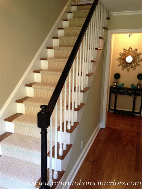 Stair Definition by Choosing A Stair Runner Some Inspiration And Lessons