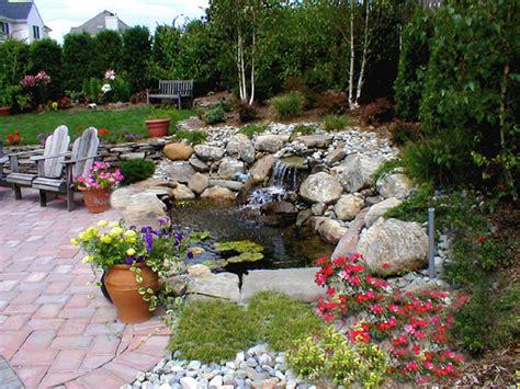 home waterfalls ideas