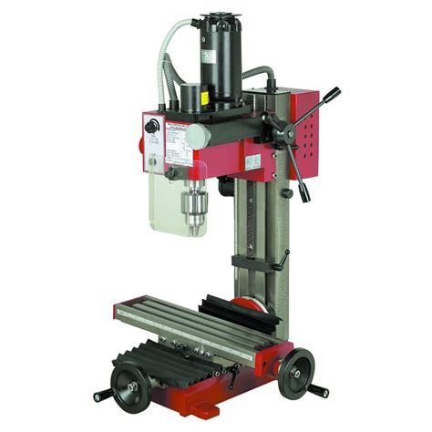 bench mill drill machine 2 speed benchtop mill drill machine