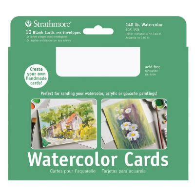 strathmore cards templates strathmore watercolor cards