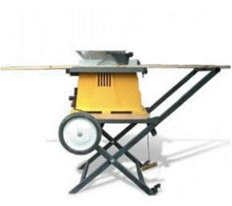 Folding Table Saw Stand Kwikstand Portable Table Saw Stand