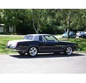 1987 Oldsmobile Cutlass Supreme  Pictures