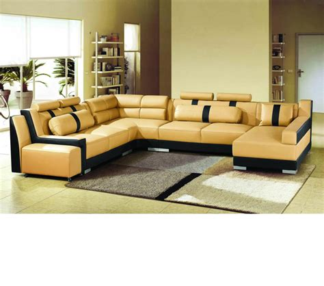 bonded leather sectional sofa dreamfurniture com 2512 modern bonded leather
