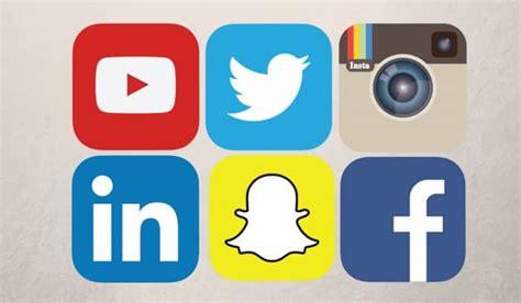 redes sociales para ver imagenes facebook twitter youtube representar una amenaza para la