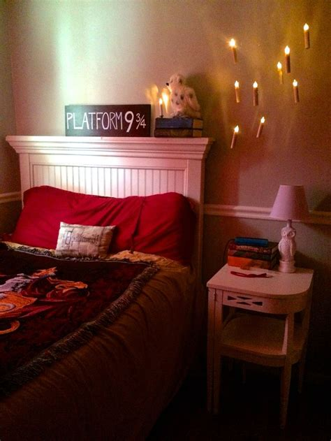 harry potter bedroom 25 best ideas about harry potter bedroom on pinterest