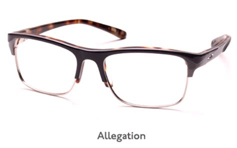 oakley rx allegation glasses frames se1 shoreditch