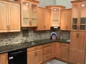 Kitchen Cabinets Colors And Designs kitchen color ideas with light oak cabinet collections