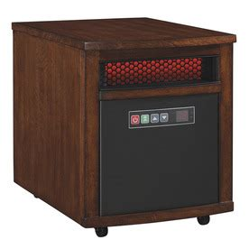 duraflame 5200 btu infrared cabinet electric space heater thermostat lifesmart 5 100 btu infrared cabinet electric
