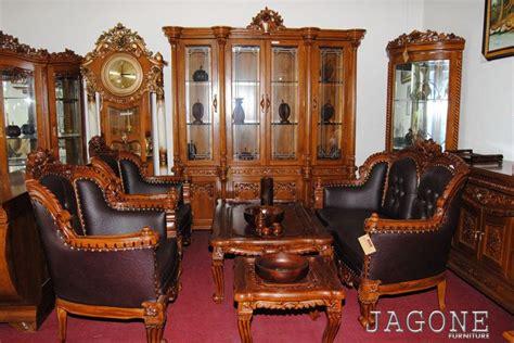 Sofa Lois Angsa set tamu sova mawar furniture