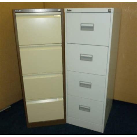 used 2 drawer metal file cabinets refurbished storage nottingham office equipment