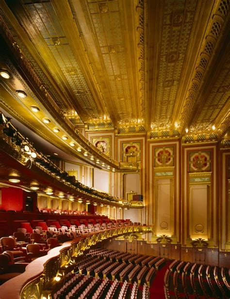 Chicago Opera House by Civic Opera House Chicago Concert Opera House