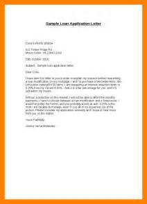Loan Request Letter To Bank Format Sle Request Letter To Bank For Loan Cover Letter Templates