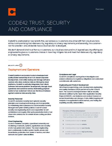 Alarm Trust trust security and compliance databreachtoday