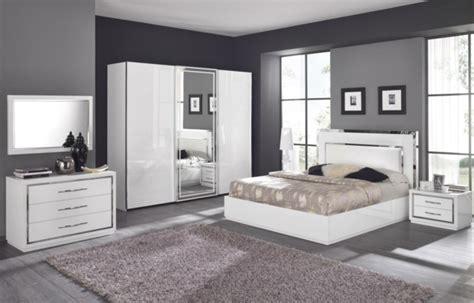 moderne chambre 224 coucher compl 232 te archzine fr