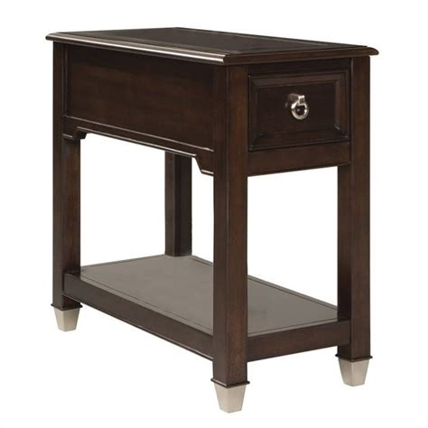 rectangular accent tables magnussen darien rectangular end table t1124 31