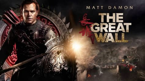 movies this weekend the great wall 2016 watch the great wall 2016 full movie free vivo to