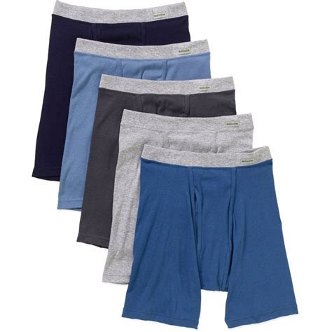 fruit of the loom boxer briefs fruit of the loom s soft fabric covered waistband