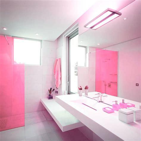 pink badezimmerideen dicas de decora 231 227 o rosa para banheiro i pink moda