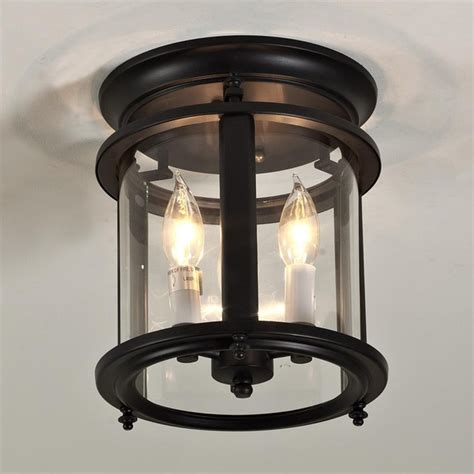 small classic ceiling lantern small transitional