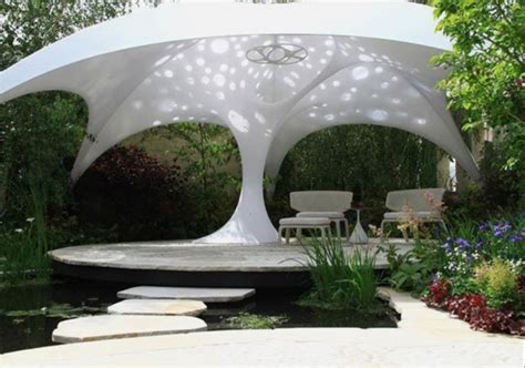 futuristic garden patio futuristic design pinterest