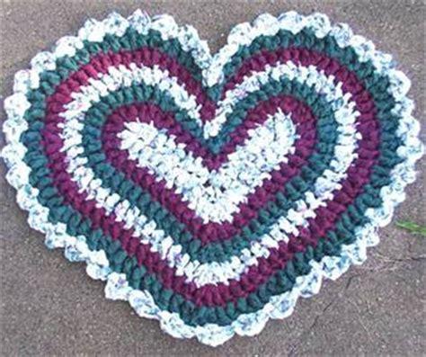 free rag rug patterns free crochet rug patterns