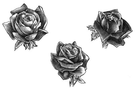 amazing rose tattoo designs 8 beautiful black designs and ideas