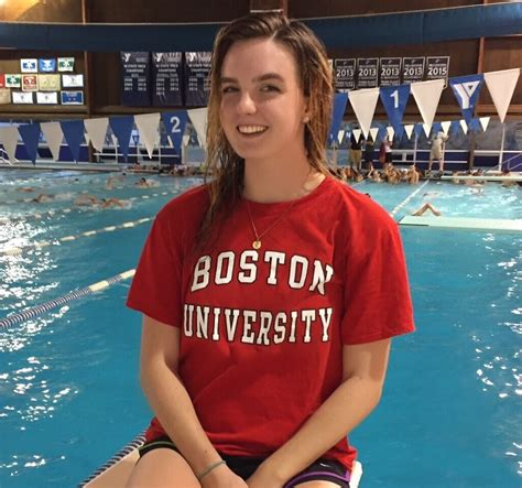 Boston College Acceptance Letter 2019 Versatile Kara Lydzinski Verbal Commitment To Boston
