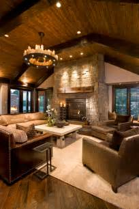 Rustic Livingroom - 55 awe inspiring rustic living room design ideas