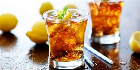 Teh Jus paduan jus buah teh kesegaran buka puasa tanpa merasa