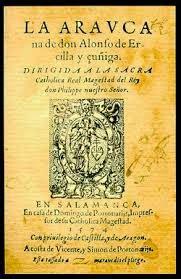 la araucana letras latinoamericanas littera poes 237 a 233 pica la araucana de alonso de ercilla
