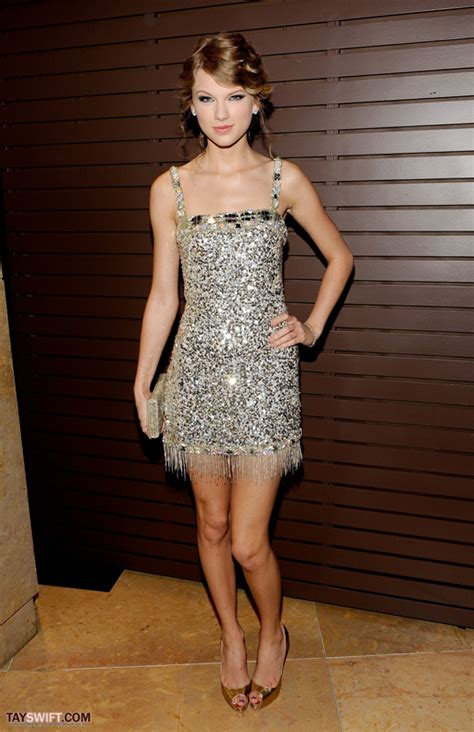 Trendwatch Sparkle In Silver Dresses At The Amas by S Silver Sequin Dress What Would