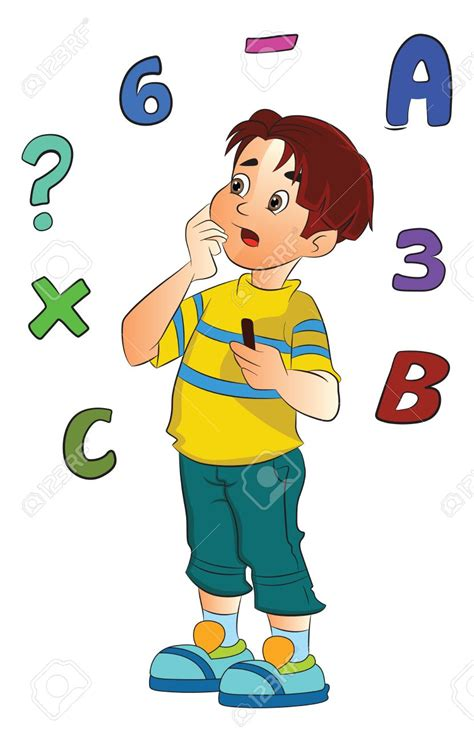clipart matematica thinking math clipart clipartxtras