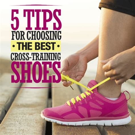 5 tips for choosing the best cross shoe 28 images 5