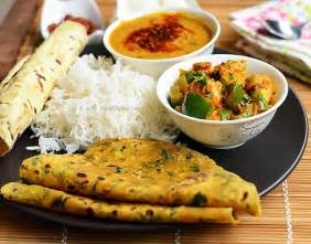 north indian lunch recipes food sites pinterest