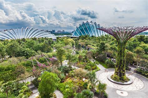 Garden Of Singapore Garden Garffiti Part 3 Gardens By The Bay Singapore