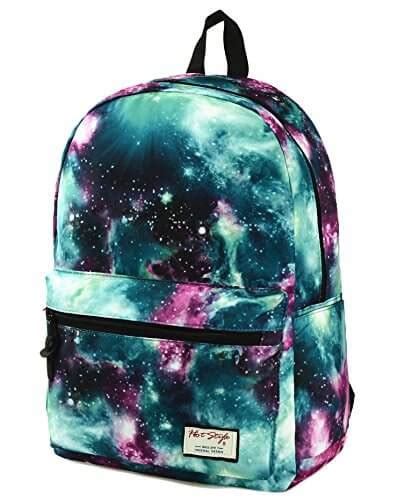Branded H 080904 Nike Galaxy hotstyle fashion printed trendymax galaxy pattern backpack