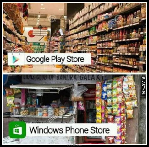 Play Store Vs Windows Store Play Store Vs Windows Play Store Memy Gify I