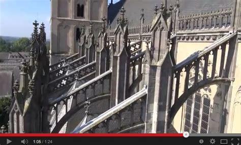 Drone Gotica gotische kathedralen der xantener dom open data wk