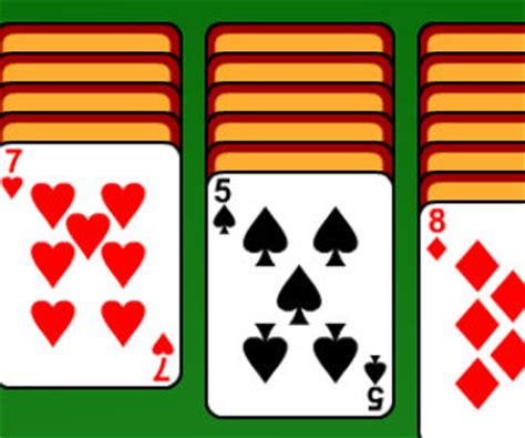 printable solitaire card games play klondike solitaire on freeworldgroup com