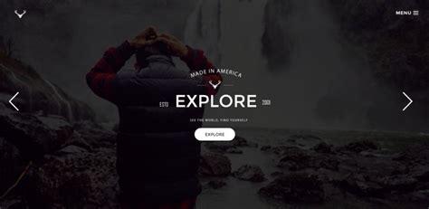 themeforest exploore explore on inspirationde