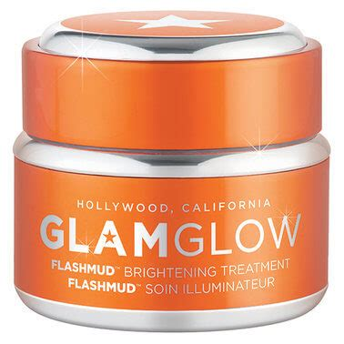Glamglow Flasmud Brightening Treatment 50g flashmud brightening treatment glamglow 50g mecca