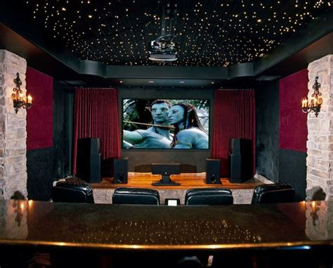 Theater Ceiling Design by How To Design And Plan A Home Theater Room