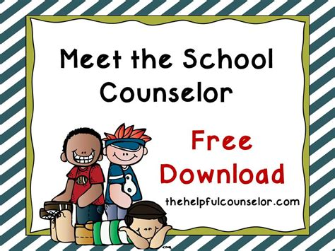school counseling lessons elementary school counselor introduction lesson school