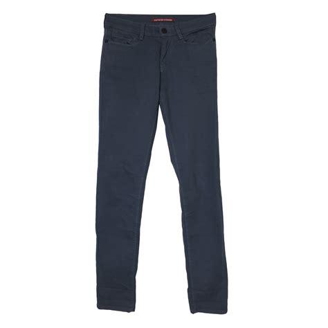 jean comptoir des cotonniers slim comptoir des cotonniers w25 t 34 gris 7696350