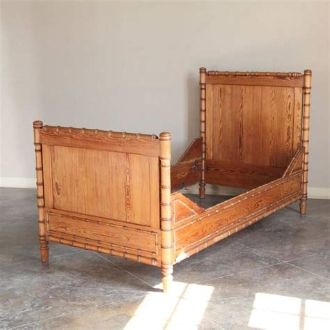 bamboo bedroom 19th century french faux bamboo bedroom suite at 1stdibs