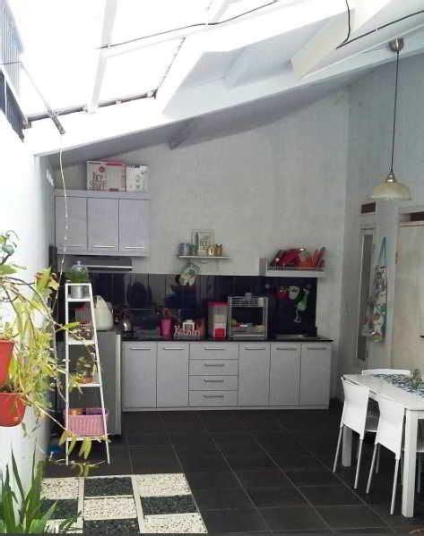 desain dapur terbuka ke taman 26 best desain dapur terbuka semi outdoor menghadap